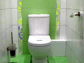 Расчет плитки в туалет